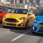 2018 Ford Focus Trims