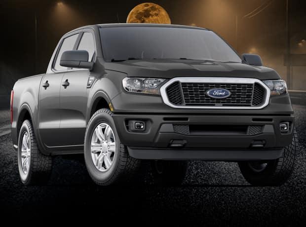 New 2021 Ford Ranger XLT