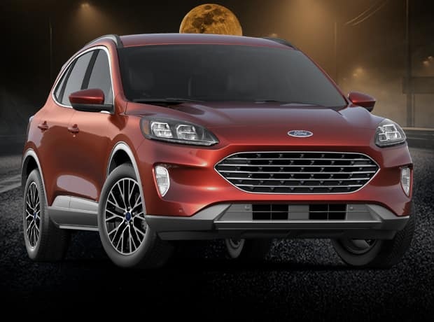 New 2021 Ford Escape Gas or Hybid