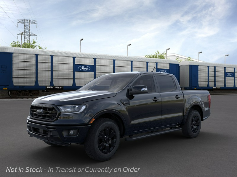 New 2021 Ford Ranger Lariat 4WD