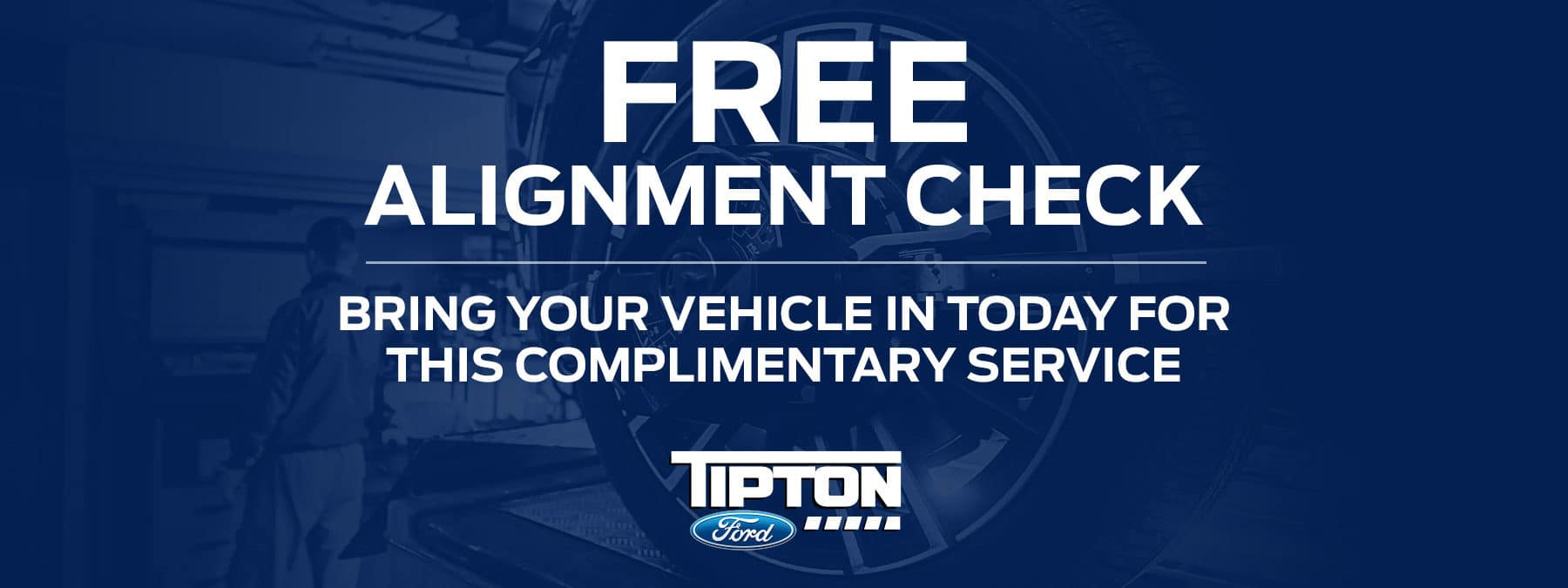 Free Alignment Check   Brownsville, TX