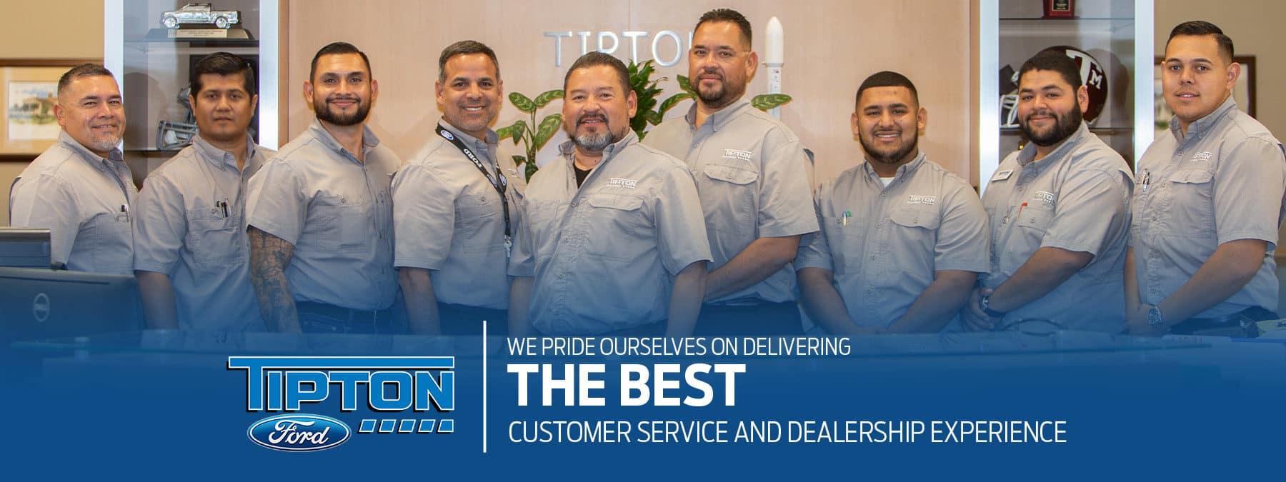 Tipton Ford Team   Brownsville, TX