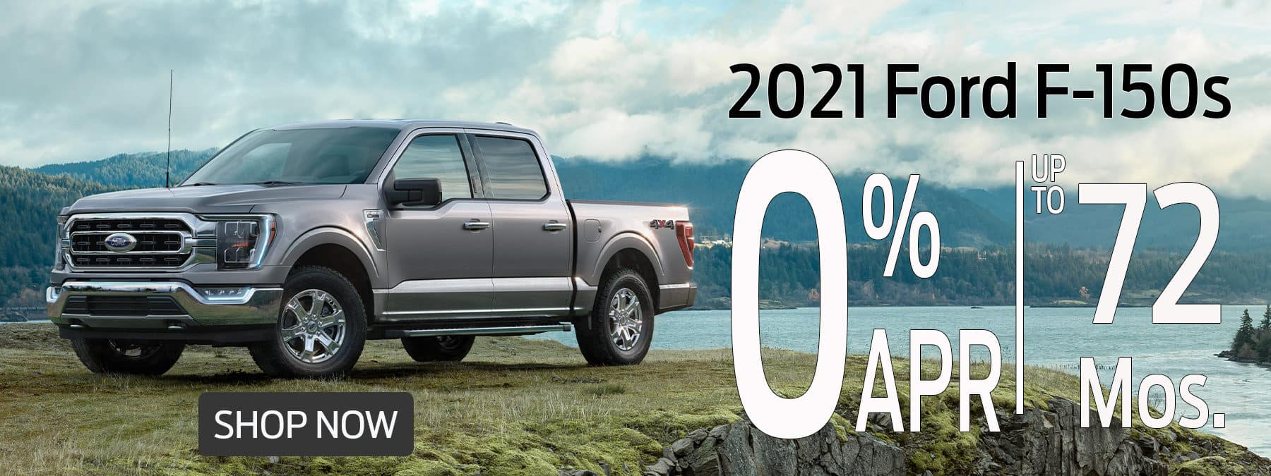 2021 F-150 Special Lease Offer