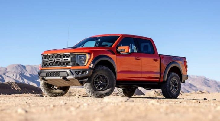 A Spiced Up Exterior The first time you see the all-new Ford Raptor, you might not notice much of a difference, but look closer and you will notice new side vents on the top of the fender that actually serve a purpose and aren't just added for looks and a new heat extractor located on the hood. There are more exterior updates, including an updated front and rear fascia, which enhances the overall look of the Raptor. The Raptor was inspired by the F-22 Raptor fighter jet, and it shows. The overall look of the Raptor is quite aggressive, if not a little intimidating. To be sure, it looks the part of a desert beast. The 17-inch wheels wrapped in 35 or 37-inch BFGoodrich All-Terrain tires adds to the aggressive look. Without a doubt, the tires look great, but they also serve to get the Raptor through tough terrain all the easier. No surprises here; Ford went ahead and updated or upgraded a few components to make the Raptor even more capable in off-road conditions. For the 2021 model year, Ford scrapped the Raptor's old leaf spring suspension and replaced it with a more capable five-link coil-spring setup. The reason for this is that the new suspension allows more wheel travel, which is critical in high-speed desert running. The 24-inch coils support greater wheel travel. Should you opt for the 37-inch tires, the Raptor will give you just over 13 inches of ground clearance, giving you the ability to go over obstacles rather than around them. By the way, those 24-inch coils are class-leading, and the 37-inch tires are the biggest ever to be fitted on a light-duty pickup truck. A Spiced Up Exterior The first time you see the all-new Ford Raptor, you might not notice much of a difference, but look closer and you will notice new side vents on the top of the fender that actually serve a purpose and aren't just added for looks and a new heat extractor located on the hood. There are more exterior updates, including an updated front and rear fascia, which enhances the overall lo