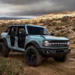 Ford Bronco vs. Ford Bronco Sport